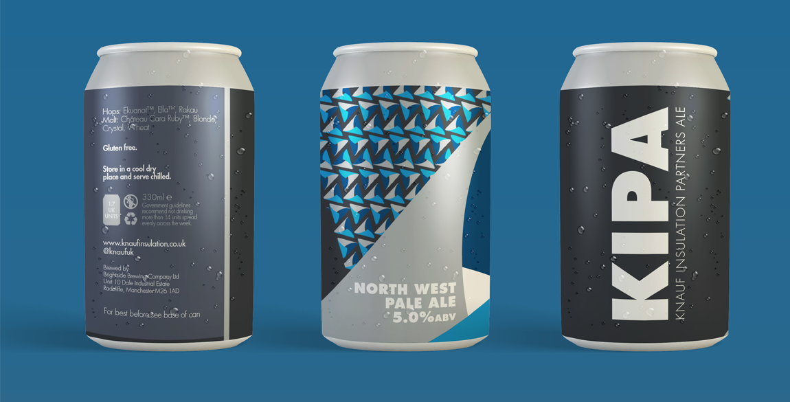 Knauf Insulation Real Ale Can Design