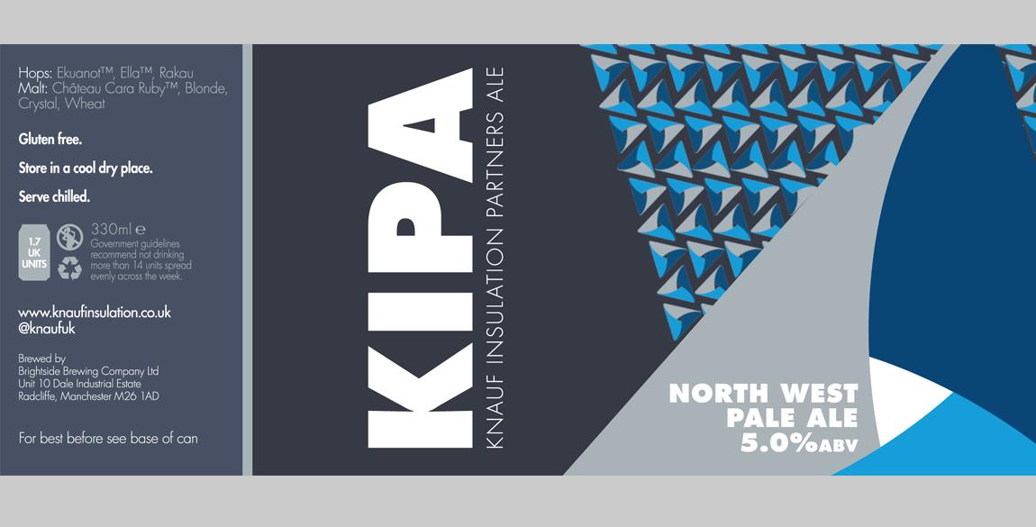Knauf Insulation Partners Ale | Nine Dots Creative
