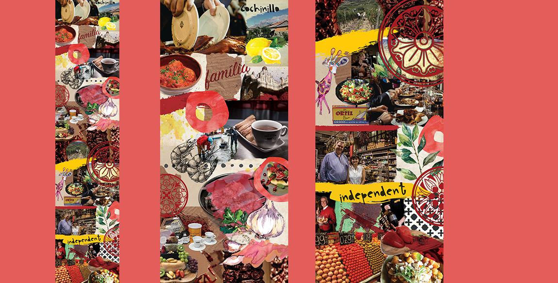 Lunya Collage Graphic - Detail