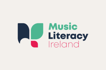 Music Literacy Ireland logo mark with accompanying text.